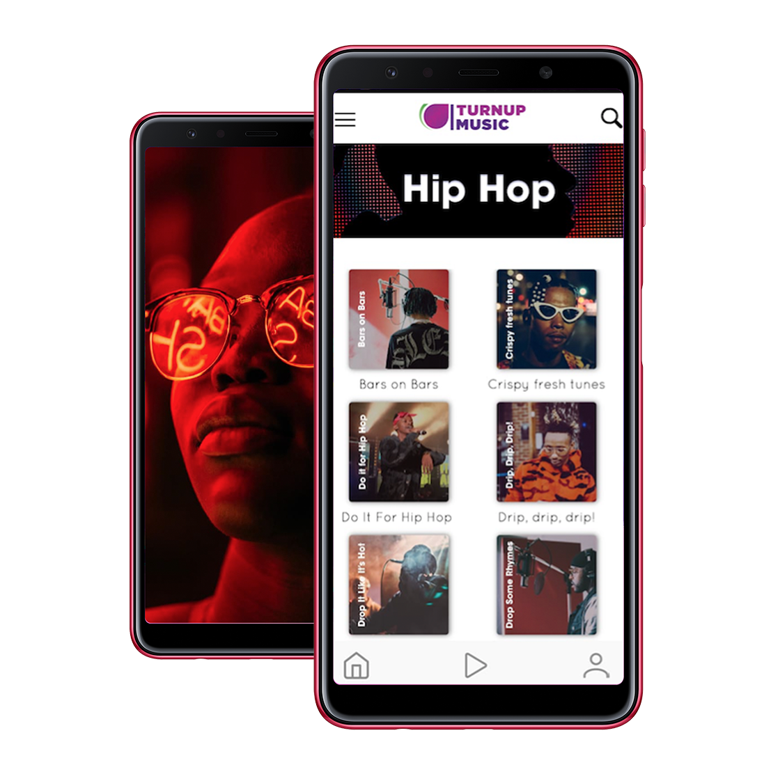 A music downloading service exclusively focused on South African local talent.